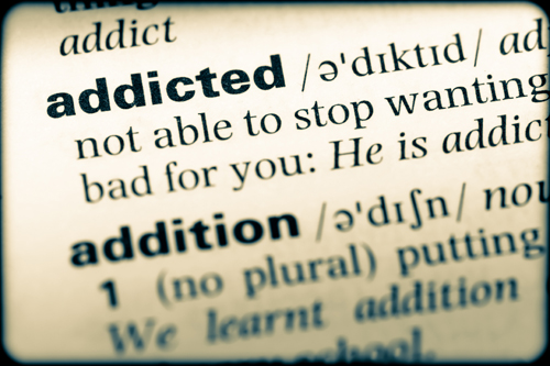Addicted - The Idolatry of Human Desire